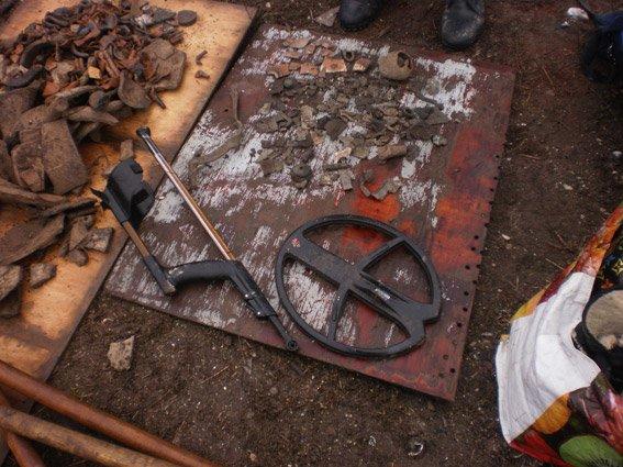 На Николаевщине поймали «черных» археологов (ФОТО) (фото) - фото 3