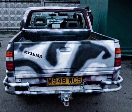 Перед загибеллю, Кузьма встиг відправити в АТО джип для бійців (ФОТОРЕПОРТАЖ), фото-12