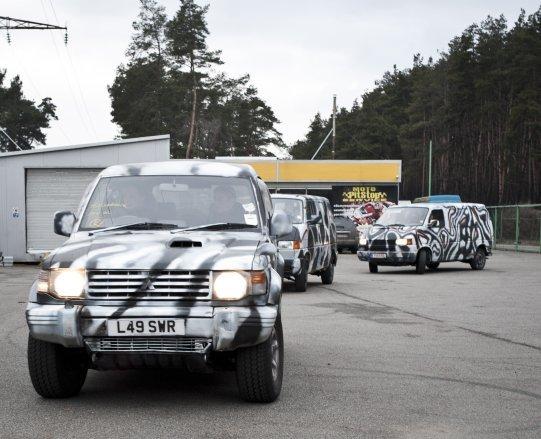 Перед загибеллю, Кузьма встиг відправити в АТО джип для бійців (ФОТОРЕПОРТАЖ), фото-1