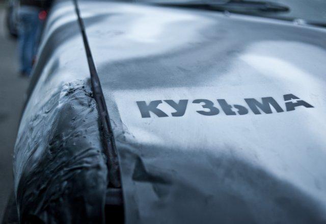 Перед загибеллю, Кузьма встиг відправити в АТО джип для бійців (ФОТОРЕПОРТАЖ) (фото) - фото 4