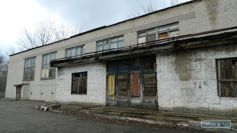 В Одесской области рухнуло здание детский спортивной школы (ФОТО) (фото) - фото 1