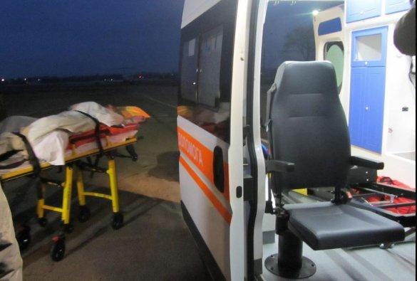 Из Мариуполя раненых пограничников доставили в Киев (ФОТО) (фото) - фото 1