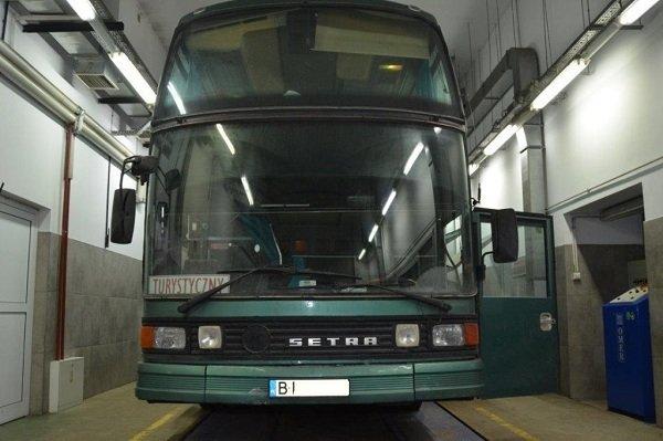 Чтобы достать контрабандые сигареты польским таможенникам в Кузнице пришлось ломать автобус (Фото) (фото) - фото 2