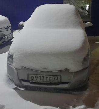 Ульяновск превратился в сугроб (фото) - фото 5