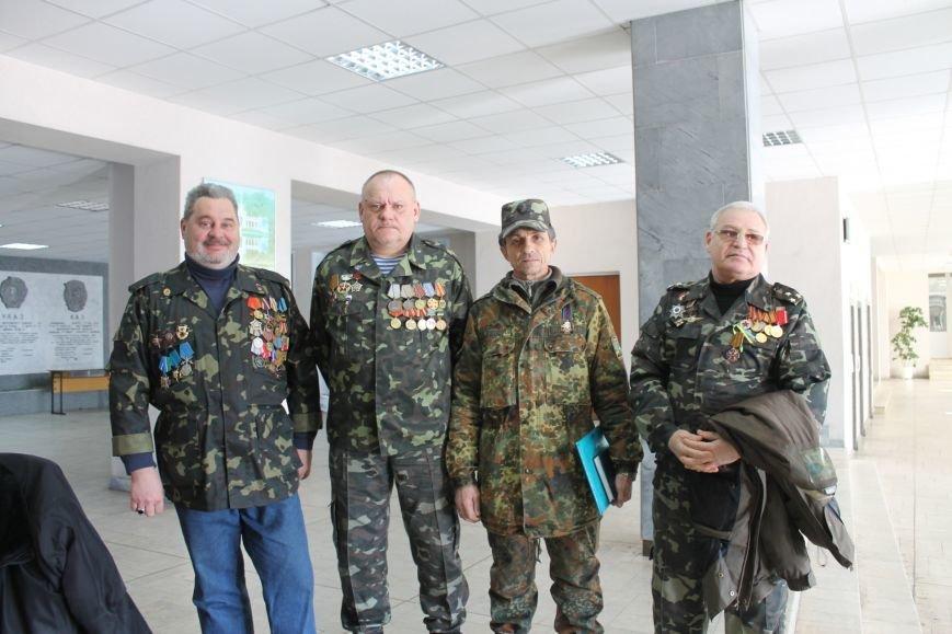 Военком выписал повестки заместителю мэра Фищенко и организатору акции под исполкомом Штефану (ФОТОФАКТ), фото-7