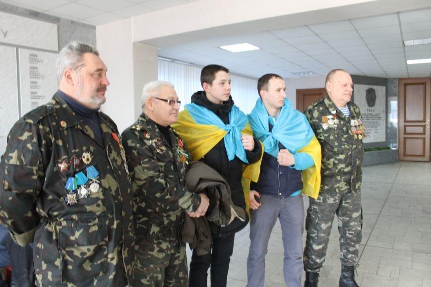 Военком выписал повестки заместителю мэра Фищенко и организатору акции под исполкомом Штефану (ФОТОФАКТ), фото-10