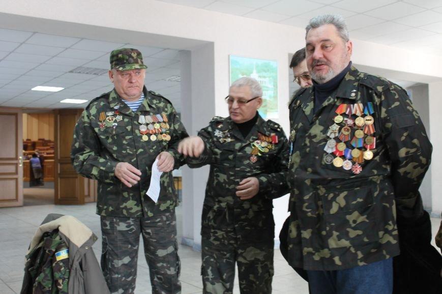 Военком выписал повестки заместителю мэра Фищенко и организатору акции под исполкомом Штефану (ФОТОФАКТ), фото-6