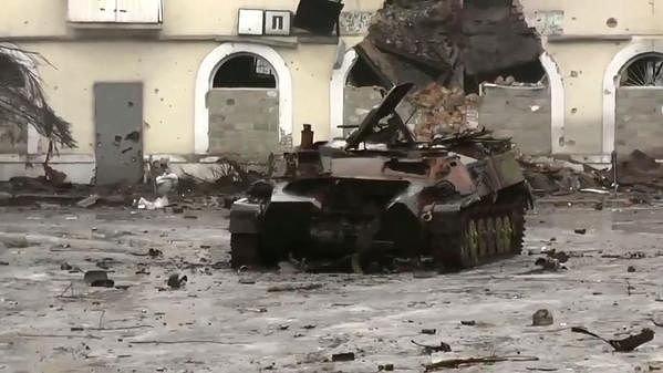 Трагедия Углегорска: город, которого больше нет (фото) - фото 2