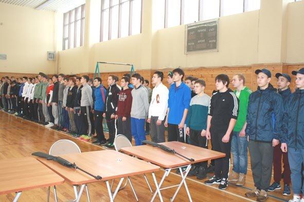 Зимняя спартакиада призывной и допризывной молодёжи прошла в Домодедово (фото) - фото 1