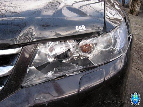 Мариупольские ГАИшники задержали водителя, сбившего пешехода (ФОТО), фото-2