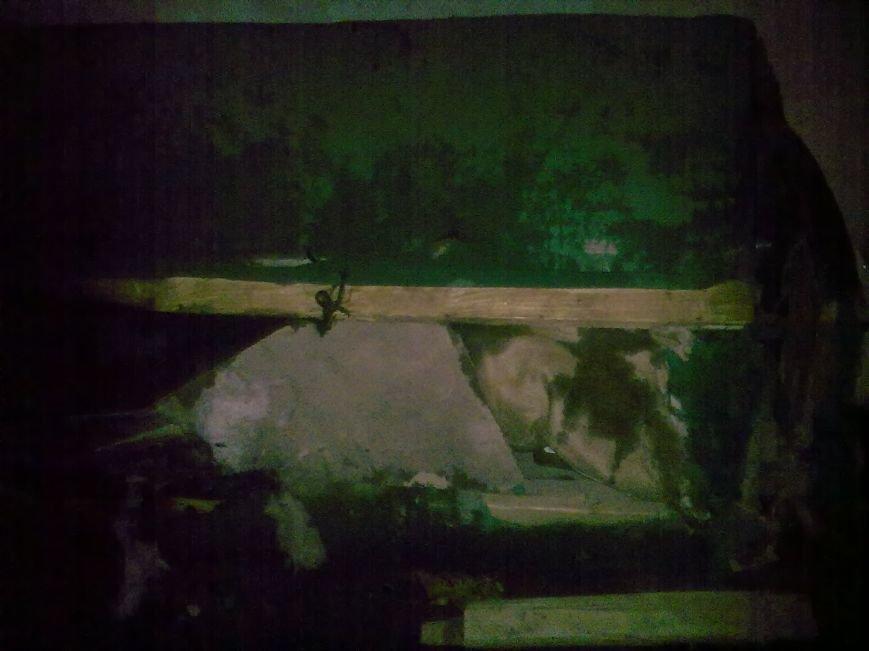 Курящая пенсионерка чуть не сожгла свою квартиру (фото) - фото 1