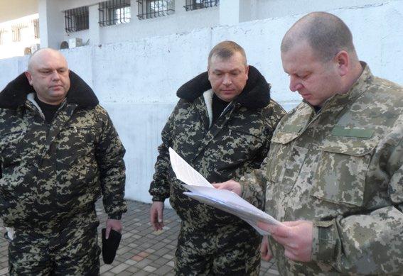 Одесские ГАИшники поехали защищать Родину (ФОТО) (фото) - фото 3