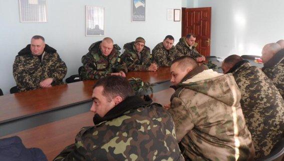 Одесские ГАИшники поехали защищать Родину (ФОТО) (фото) - фото 4