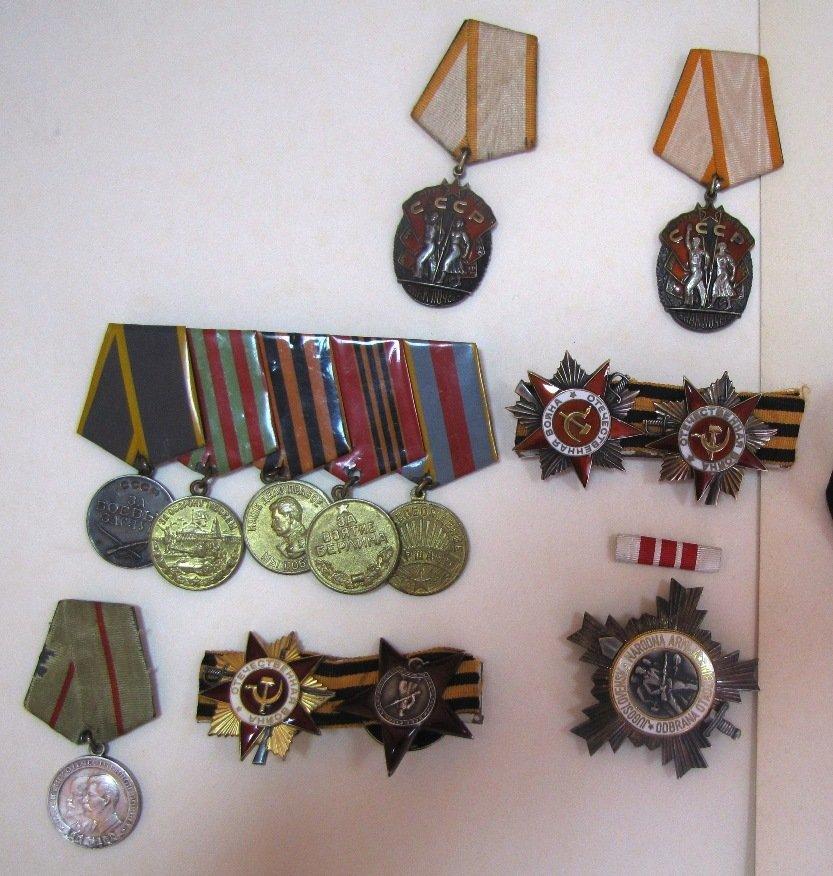 На Житомирщині засуджено контрабандистку орденів та медалей часів Другої світової війни (фото) - фото 1