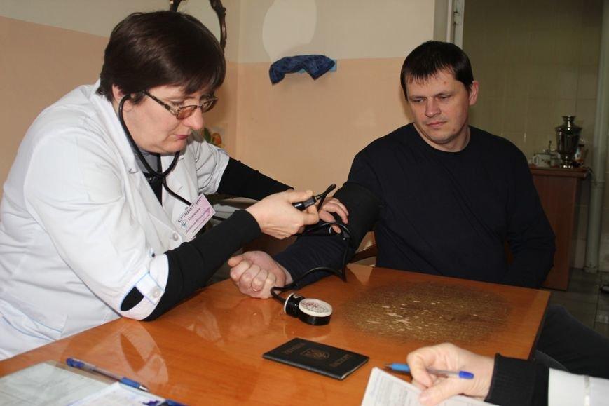 На Днепропетровщине шахтеры сдали кровь для бойцов АТО (ФОТО) (фото) - фото 2