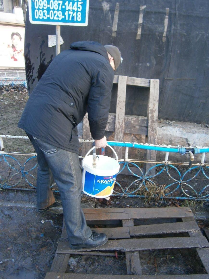 Ориентировочный график по подвозу воды в Димитрове (фото) - фото 4