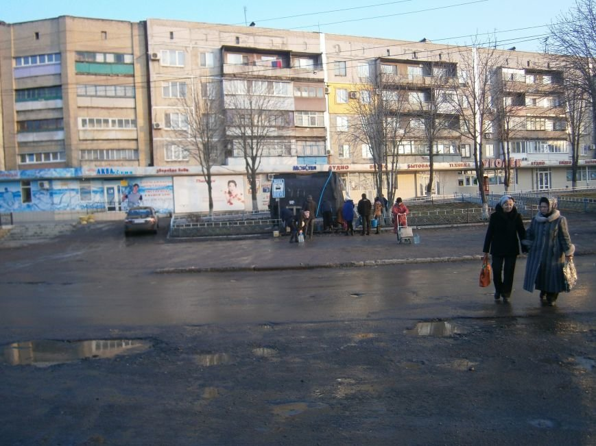 Ориентировочный график по подвозу воды в Димитрове (фото) - фото 1