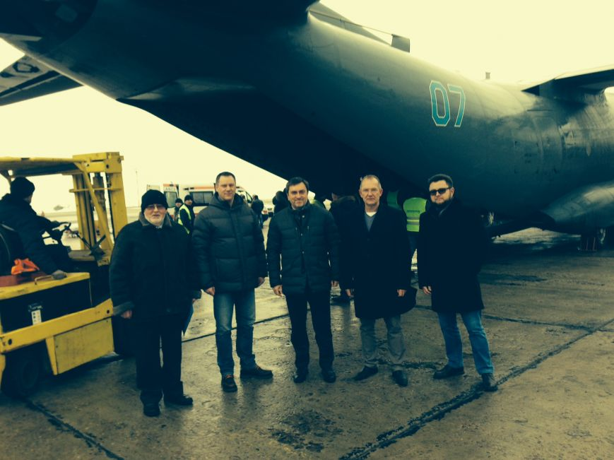 В Днепропетровск прибыл самолет с гуманитарной помощью из Литвы (ФОТО) (фото) - фото 3