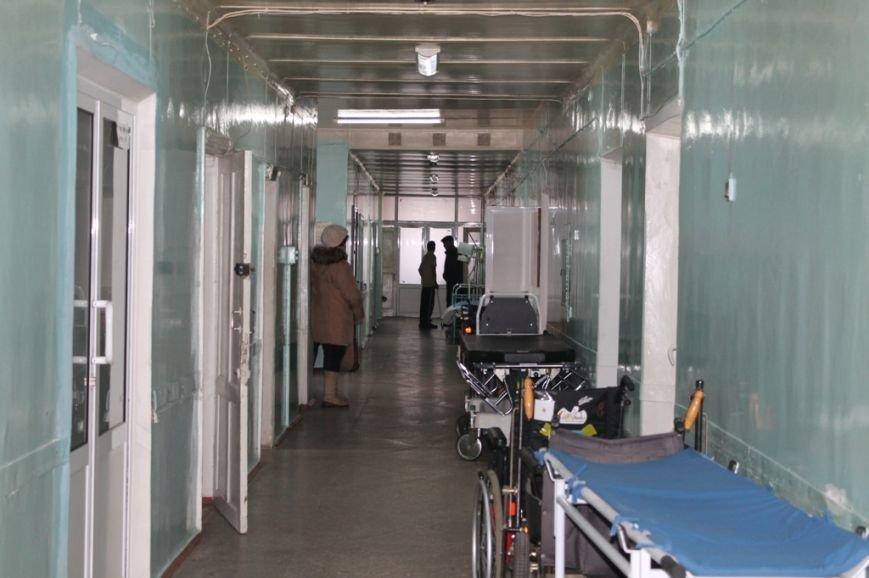Губернатор Донецкой области посетил Центральную районную больницу Артемовска, фото-2