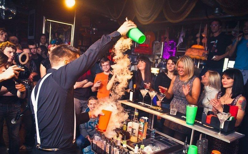 Поздравляем барменов большого Доброполья (фото) - фото 1
