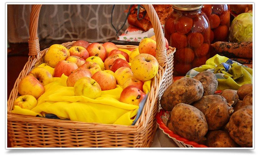 Ярмарка украинской кухни прошла в одной из школ Славянска(фоторепортаж) (фото) - фото 3