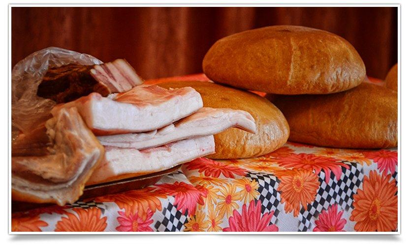 Ярмарка украинской кухни прошла в одной из школ Славянска(фоторепортаж) (фото) - фото 2