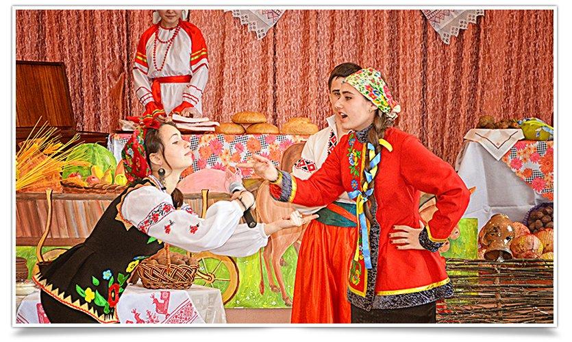 Ярмарка украинской кухни прошла в одной из школ Славянска(фоторепортаж) (фото) - фото 6