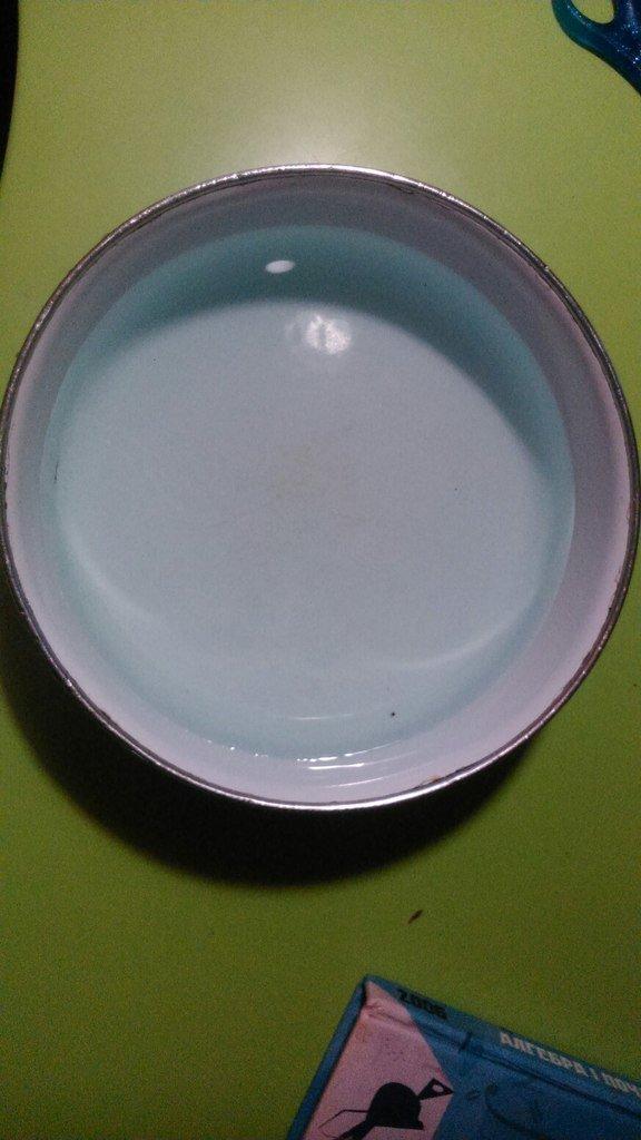 В Белгороде-Днестровском из кранов полилась голубая вода (ФОТО) (фото) - фото 1