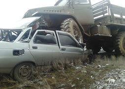 В следствии аварии погибли 3 человека (фото) (фото) - фото 1
