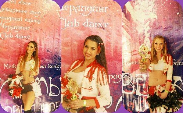 Гродненские девушки-чирлидеры заняли первое место в международном конкурсе (Фото, Видео, Обновлено), фото-3