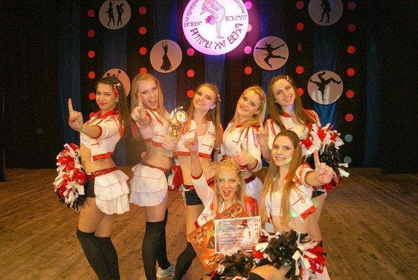 Гродненские девушки-чирлидеры заняли первое место в международном конкурсе (Фото, Видео, Обновлено), фото-5