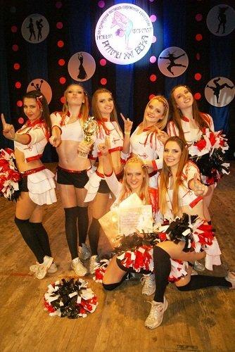 Гродненские девушки-чирлидеры заняли первое место в международном конкурсе (Фото, Видео) (фото) - фото 4
