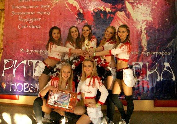 Гродненские девушки-чирлидеры заняли первое место в международном конкурсе (Фото, Видео, Обновлено), фото-2