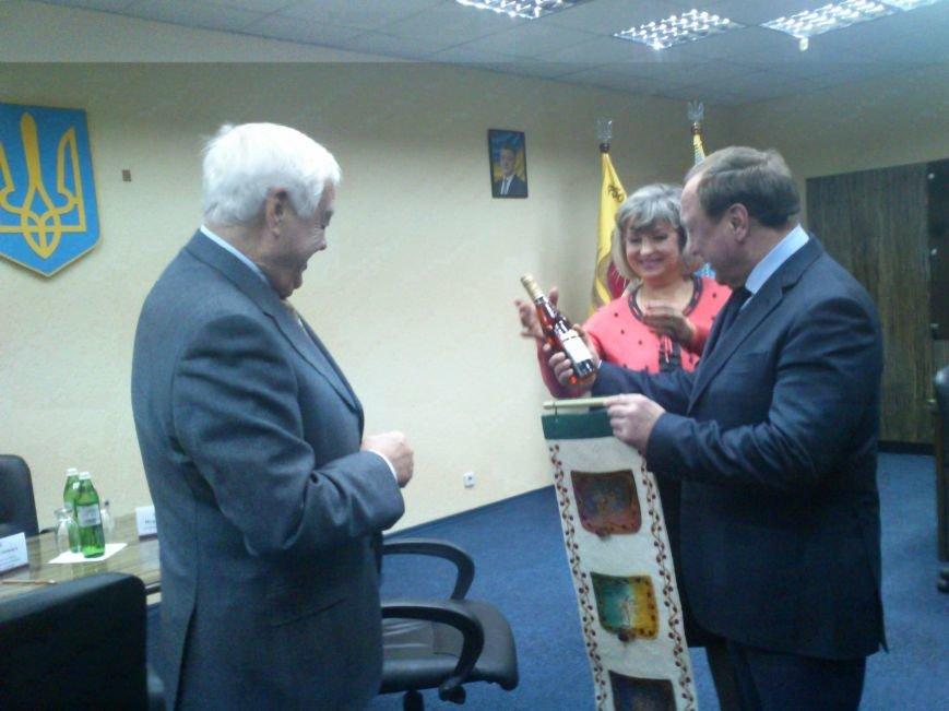 Днепродзержинск посетил Чрезвычайный и Полномочный посол Кыргызской республики, фото-8