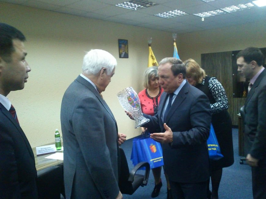 Днепродзержинск посетил Чрезвычайный и Полномочный посол Кыргызской республики, фото-6