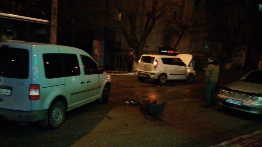 Кировоградцы продолжают крушить свои автомобили. Фото (фото) - фото 1