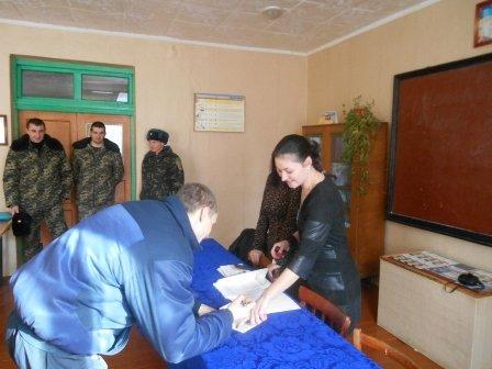 Засудженні Райківецької виправної колонії (№78) отримали паспорти громадянина України (ФОТО) (фото) - фото 1
