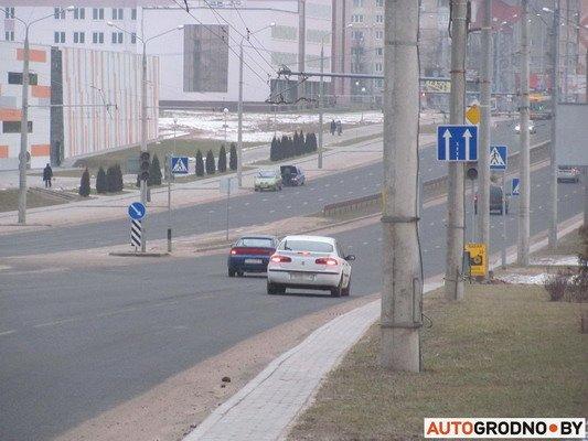 Фоторепортаж: мобильной камерой скорости в Гродно фиксируется по 230 нарушений, фото-10