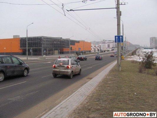 Фоторепортаж: мобильной камерой скорости в Гродно фиксируется по 230 нарушений, фото-8