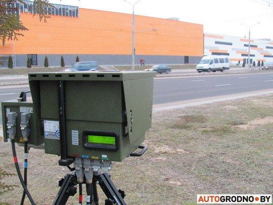 Фоторепортаж: мобильной камерой скорости в Гродно фиксируется по 230 нарушений, фото-6