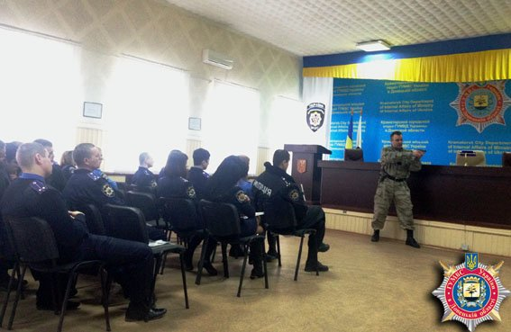 Краматорская милиция изучала реанимацию (фото) - фото 2