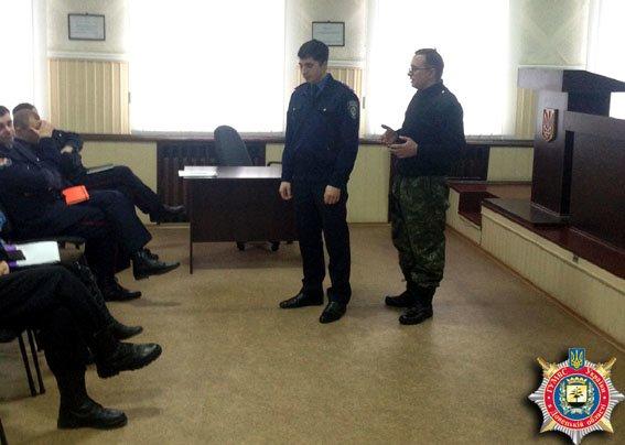 Краматорская милиция изучала реанимацию (фото) - фото 1