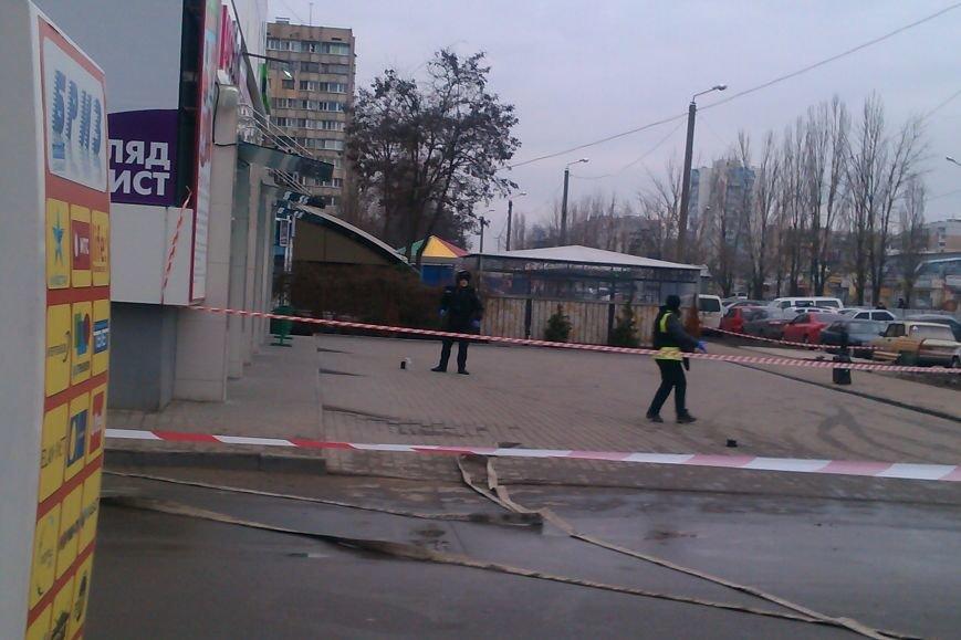 Обезвреживание бомбы в Одессе у «ПриватБанка» на Котовского: Как это было (ФОТО, ВИДЕО) (фото) - фото 1