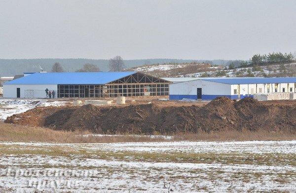 Под Гродно китайская компания начала строительство мусоросортировочного завода (Фото), фото-1