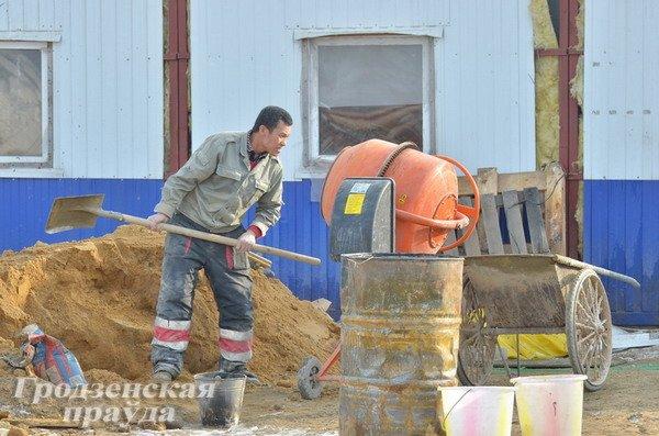 Под Гродно китайская компания начала строительство мусоросортировочного завода (Фото), фото-4