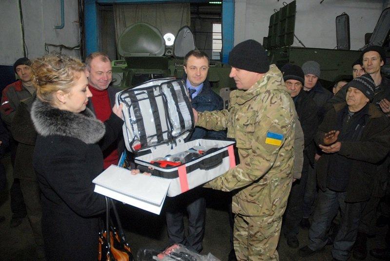Николаевские десантники получили уникальные переносные аптечки (ФОТО) (фото) - фото 1