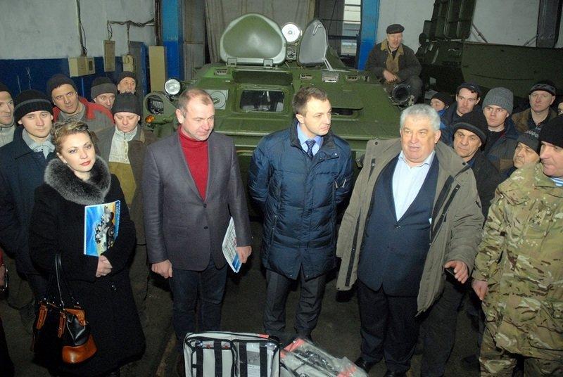 Николаевские десантники получили уникальные переносные аптечки (ФОТО) (фото) - фото 2