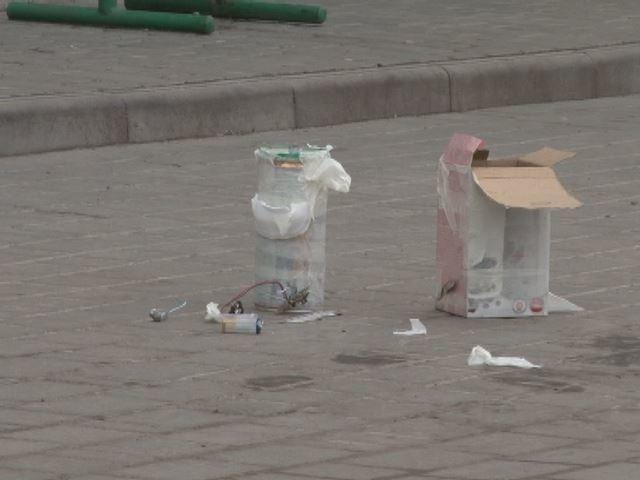 Одесская милиция подтвердила, что на Котовского обнаружили взрывное устройство (ФОТО) (фото) - фото 1