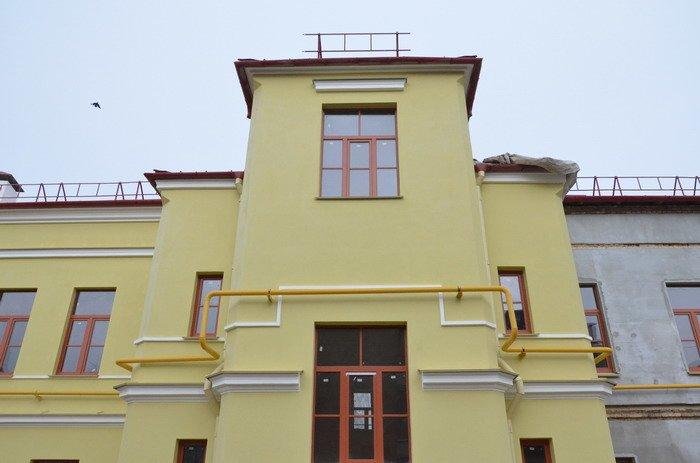 Фоторепортаж: к декабрю 2015 года закончится реконструкция Дома Заменгофа, фото-3