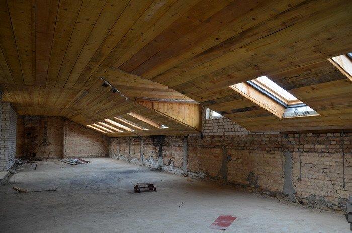 Фоторепортаж: к декабрю 2015 года закончится реконструкция Дома Заменгофа, фото-14